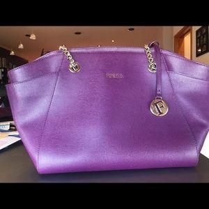 Purple Furla Bag